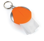 Spec Cleaner Keyring-Orange