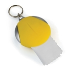 Spec Cleaner Keyring-Yellow