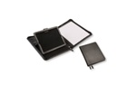 Leather Folder with iPad case - Available in various colours
