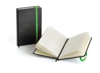 Strappy Mini Notebook - Green