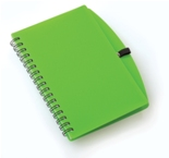 Doodle Notebook-Lime