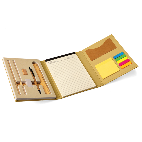 Sticky Notebook Stationery Set