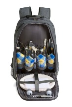4 Person Picnic Backpack.