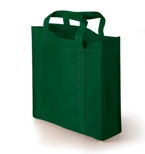 Shopping Bag-Dark Green
