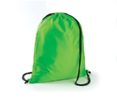 Baritone Drawstring backpack - Lime