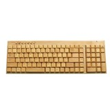 Keyboard Wireless Bamboo