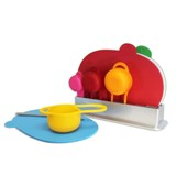Chopping Board & Measuring Cup Set