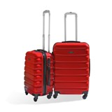 Luggage - 2pcs Trolley Set - Avail in Red, Black or Blue