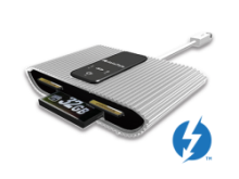 Datatale SD4.0X2 | 1XCF Thunderbolt Card Reader