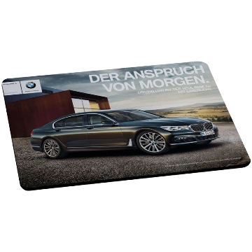 Polyester mousepad