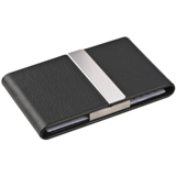 Executive business card holder.
