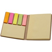 Eco friendly note pad.
