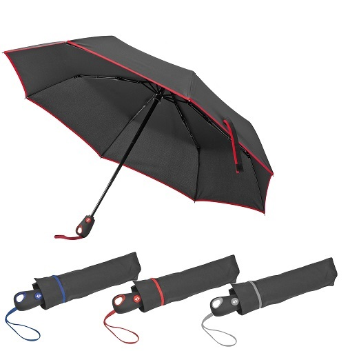 Large pop-up umbrella - Automatic open and close. 190T pongee an