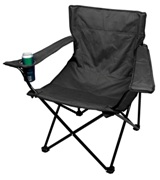 Foldable camping/beach/braai chair with carry case