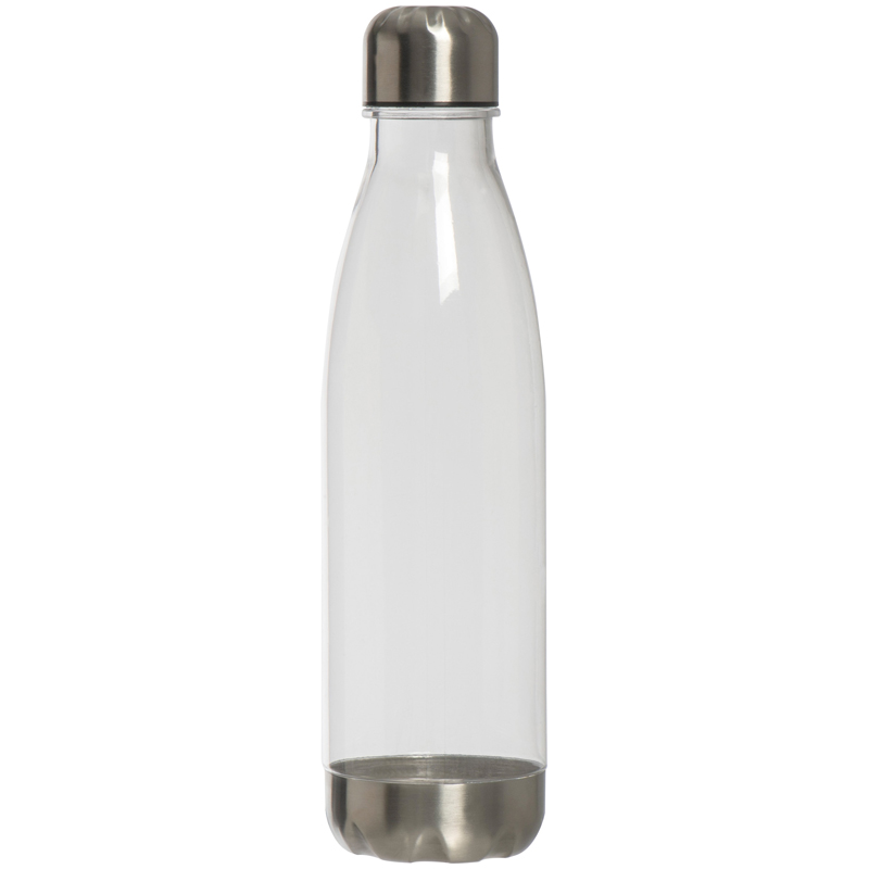 Stainless steel/Plastic 700ml drinking bottle