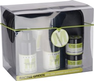 RACING GREEN mens range - consists of body spray, shower gel, sh