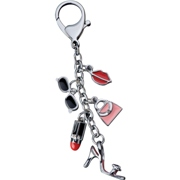 Key ring / hand bag charm.
