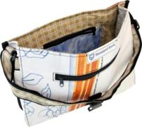 Eco Friendly PVC conference shoulder bag, with or without carry