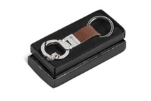 Fabrizio Executive Keyholder - Avail in Black or Brown