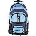 Trolley Backpack - Royal Blue/Sky Blue