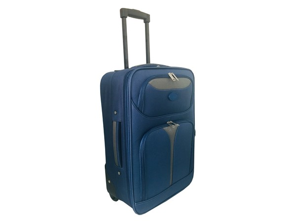 Soft Case Luggage Bag - 28 inch - Avail in Black or Blue