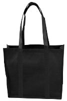 Wide Gusset Shopper Bag