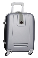 "Voyager Luggage Bag 24"" - Avail in Silver"