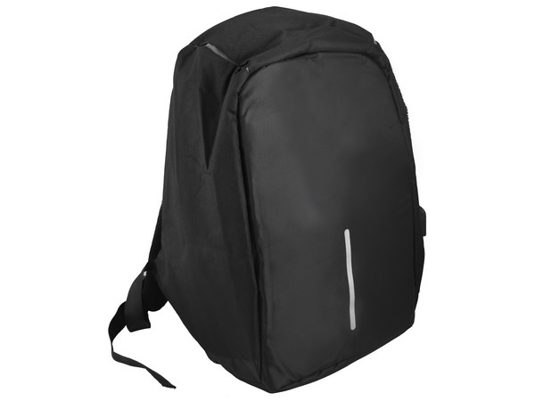 Panther Anti-Theft Laptop Backpack - Black