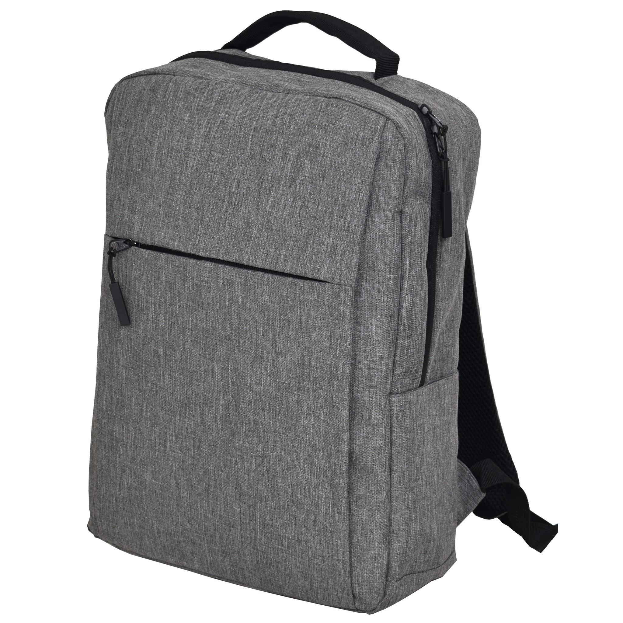 Sturdy Laptop Backpack - Available in Black or Grey