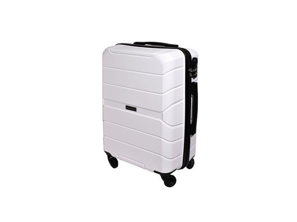 Marco Quest Luggage Trolley Bag. Avail in Black, Blue or White -