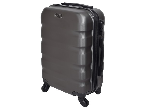 Marco Aviator Luggage Trolley Bag. Avail in Black, Blue Or Grey