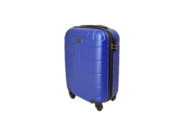 Marco Expedition Luggage Trolley Bag. Avail in Black, Blue Or Gr
