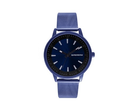 Magnetic Navy Watch