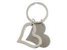 Dual Heart Keyring in Gift Box