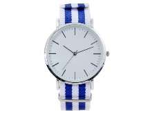 Nylon Watch- Avail in: Black, Navy or Blue