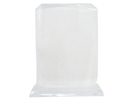 Crystal Trophy - Rectangle in Satin Padded Box