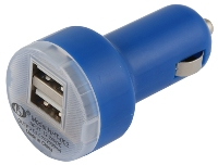Car Lighter USB Charger [Double]