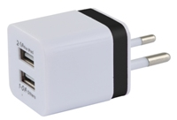 Plug USB Charger [Double]