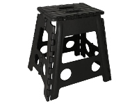 Folding Step-Up Chair - Avail in Black