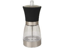 Black Mini Pepper Grinder