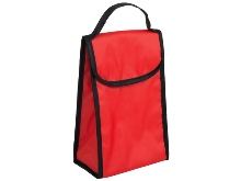 Foldable Lunch Cooler- Avail in: Black, Blue or Red