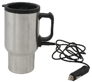 Car Charger Mug - Double Wall
