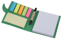 Sticky Memo Mini Notepad & Pen