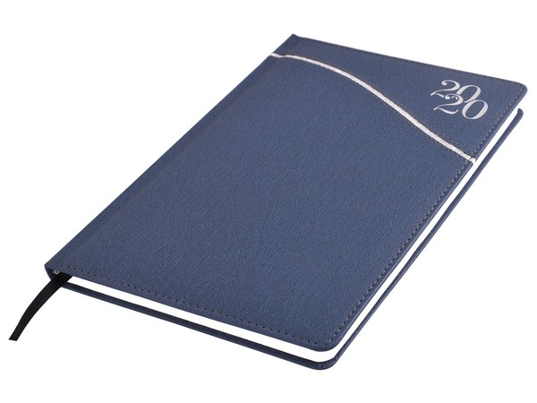 Stream Diary A4 - Avail in Black or Blue