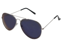 Pilot UV400 Sunglasses - Avail in Gold or Silver