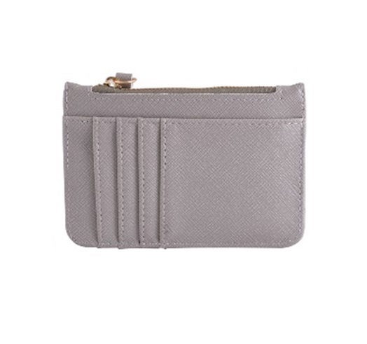 Buy.It.Yourself Purse Grey & Gold