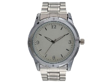 Phoenix Gents Wrist Watch With 2 Year Gaurantee - Silver