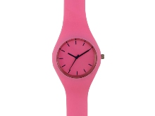 Slim Wrist Watch With 2 Year Gaurantee - Avail in blue, red, pin