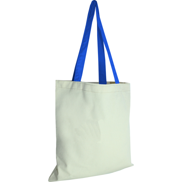 Eco Shopper with contrast handles - 150gsm cotton
