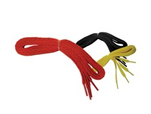 Unbranded shoelace - yellow - Available in many colors